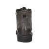Kožená pánská kotníčková obuv bata, hnědá, 896-4752 - 15
