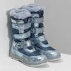 Modré dětské sněhule s metalickými detaily primigi, modrá, 499-9618 - 26