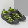 Sandály v outdoorovém stylu mini-b, šedá, 461-2616 - 26