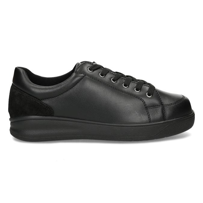 Pánská zdravotní obuv černá medi, černá, 854-6605 - 19