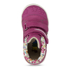 Růžová dětská kotníčková obuv bubblegummers, růžová, 121-5624 - 17