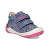 Modrá dětská kotníčková obuv bubblegummers, modrá, 121-9625 - 13