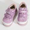 Dětská fialová kotníčková obuv bubblegummers, fialová, 121-5625 - 16