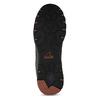 Pánské kožené khaki tenisky v outdoor stylu power, khaki, 803-3481 - 18