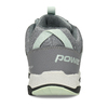Dámské šedé tenisky s mint detaily v outdoor stylu power, šedá, 509-2566 - 15