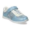Modré dětské tenisky s kamínky mini-b, modrá, 329-9614 - 13