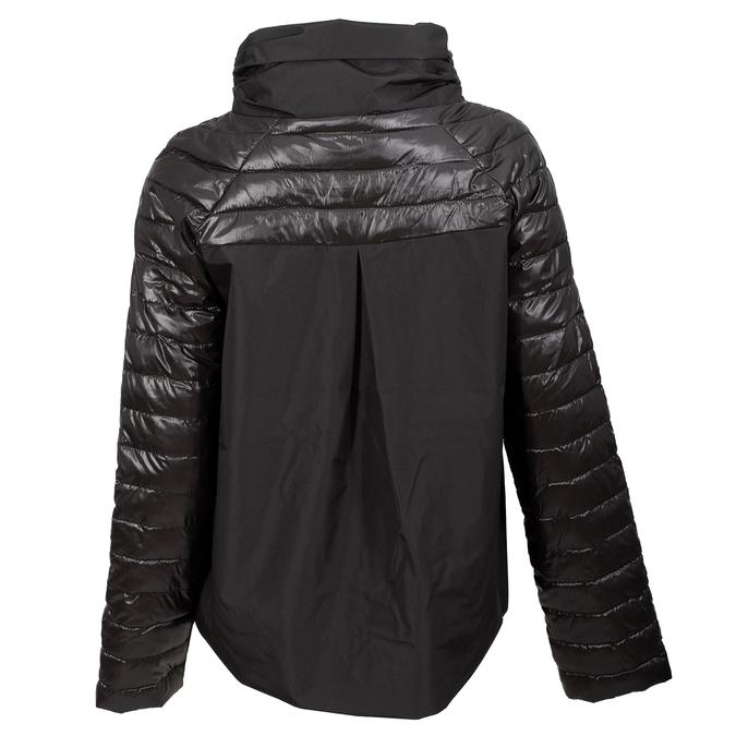 Dámská černá prošívaná bunda bata, černá, 979-6255 - 26