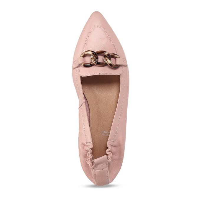 5245605 bata, růžová, 524-5605 - 17