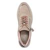 Dámské růžové tenisky na klínku bata-light, růžová, 549-8601 - 17