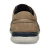 Béžové pánské ležérní tenisky z broušené kůže fluchos, béžová, 826-8846 - 15