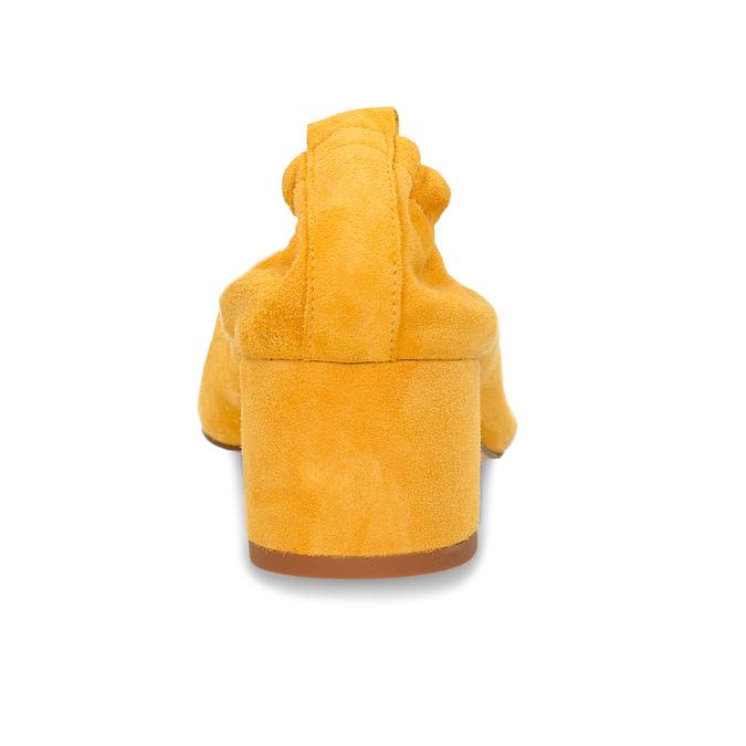 6238603 bata, žlutá, 623-8603 - 15