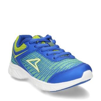 Modré dětské sportovní tenisky power, modrá, 309-9530 - 13