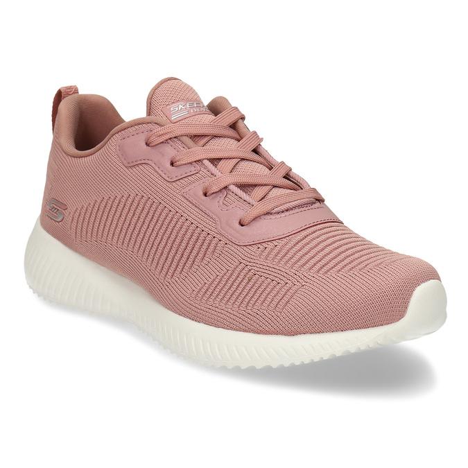 Růžové dámské tenisky s paměťovou pěnou skechers, růžová, 509-5246 - 13