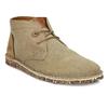 Béžová pánská kožená kotníková obuv weinbrenner-nature, béžová, 829-8618 - 13