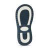 Dětské modré sandály na suché zipy bubblegummers, modrá, 161-9619 - 18