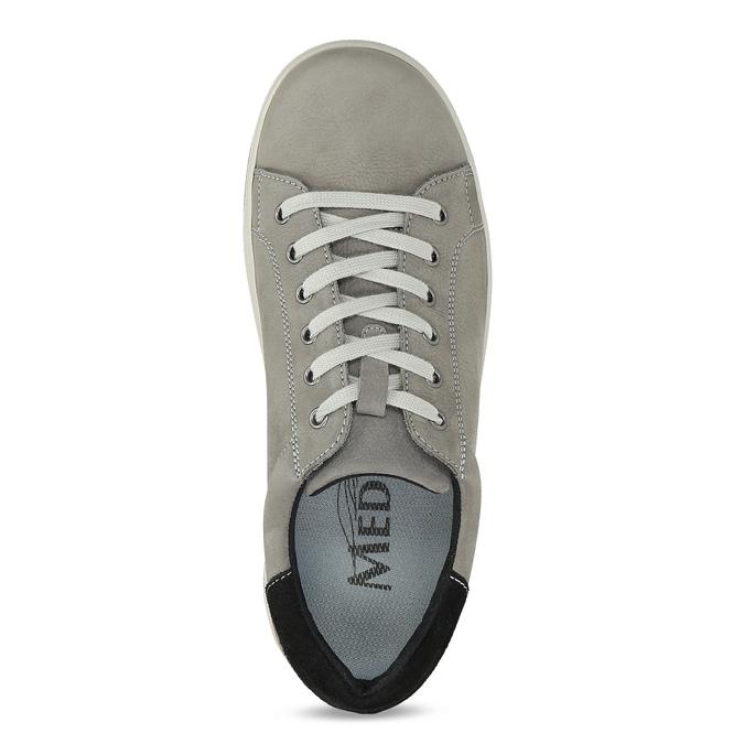 Pánská zdravotní obuv medi, šedá, 856-2607 - 17