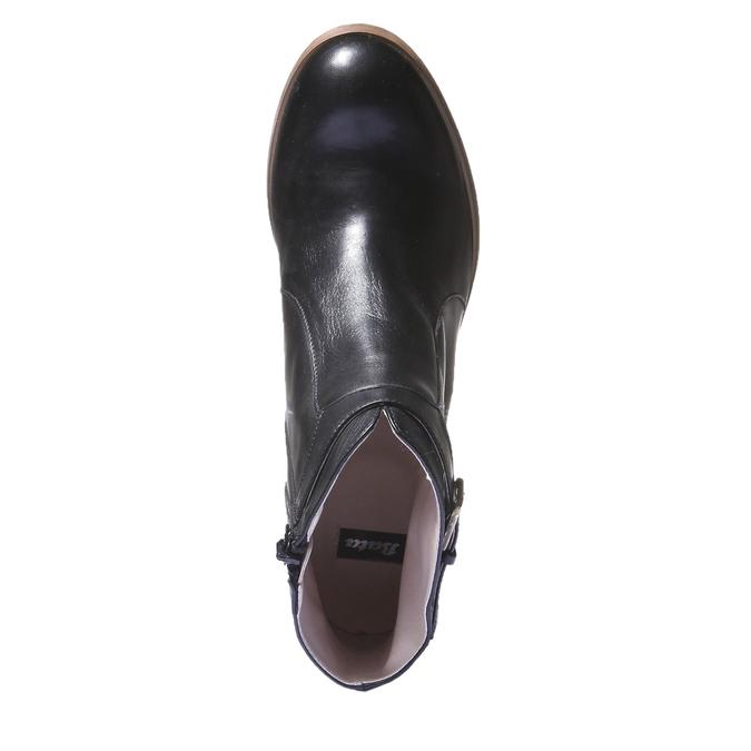 Chic dámská obuv na vysokém podpatku bata, černá, 2018-794-6192 - 19