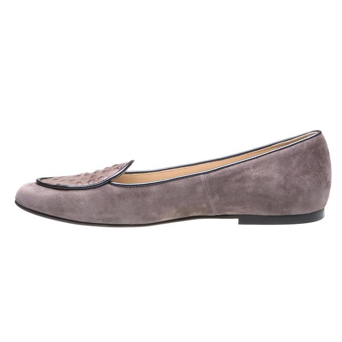 Nízká obuv Avis bata, 2018-513-2369 - 15