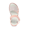 Růžové dětské sandály na suché zipy mini-b, růžová, 261-5601 - 17