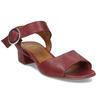 6645601 bata, červená, 664-5601 - 13