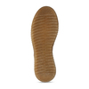 Žlutá kožená dámská kotníková Chelsea obuv bata, žlutá, 593-8615 - 18