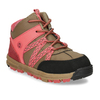 Dětská kotníková obuv v hnědorůžové barvě bubblegummers, růžová, 121-5611 - 13