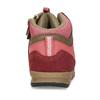 Dětská kotníková obuv v hnědorůžové barvě bubblegummers, růžová, 121-5611 - 15