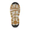 Dětská kotníková obuv v hnědé barvě bubblegummers, hnědá, 111-4611 - 18
