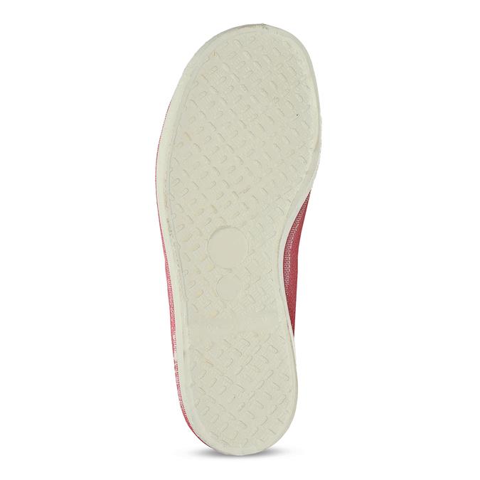 Růžové dívčí cvičky bata, růžová, 479-5601 - 18