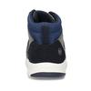 Modro-šedé chlapecké kotníkové tenisky bubble-breathe, modrá, 211-9600 - 15