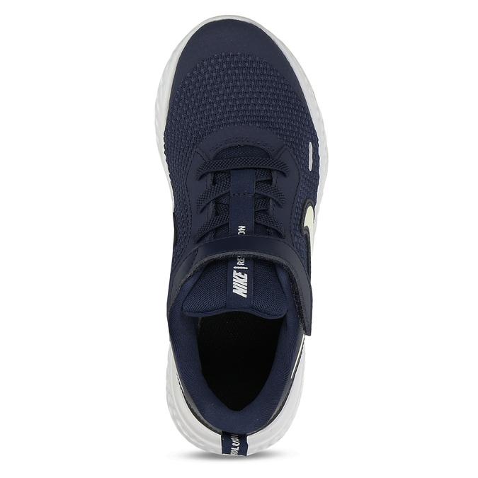 Dětské modré tenisky nike, modrá, 309-9353 - 17