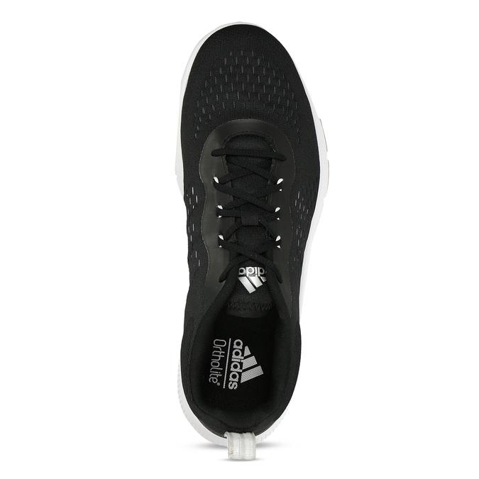 Dámské tenisky v černé barvě adidas, černá, 509-6205 - 17