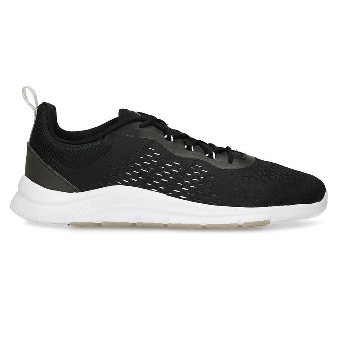 Dámské tenisky v černé barvě adidas, černá, 509-6205 - 19