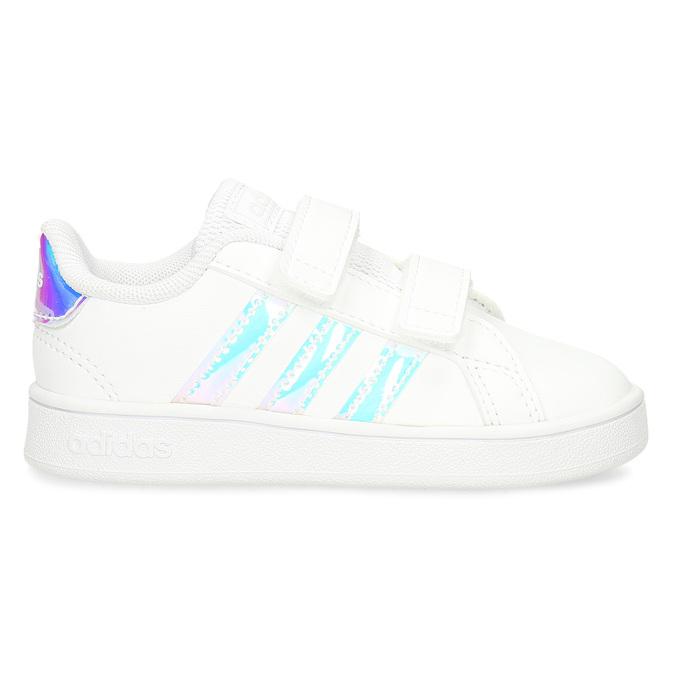 1011187 adidas, bílá, 101-1187 - 19
