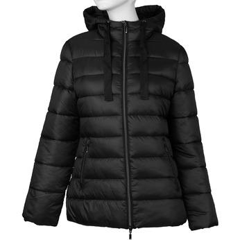 Černá prošívaná dámská bunda bata, černá, 979-6600 - 13