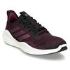 Černo-růžové dámské sportovní tenisky adidas, černá, 509-6242 - 13