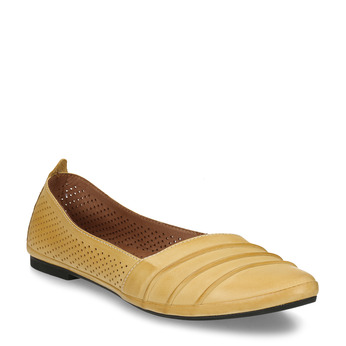 5248606 bata, žlutá, 524-8606 - 13