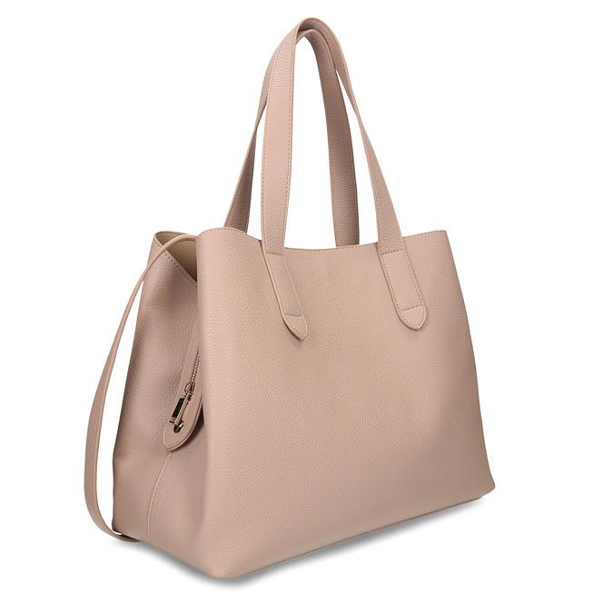Růžová dámská kabelka bata, růžová, 961-5645 - 13