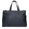 Velká dámská modrá taška bata, modrá, 961-9646 - 16