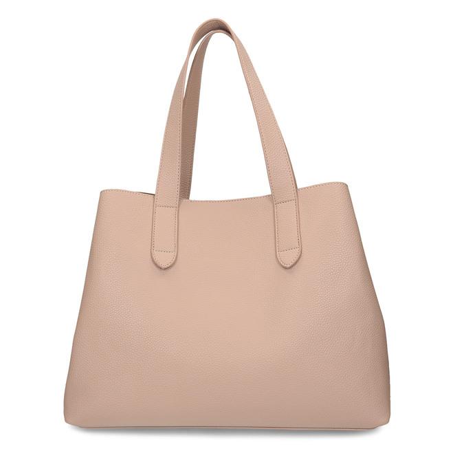 Růžová dámská kabelka bata, růžová, 961-5645 - 26
