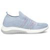 Modré dámské odlehčené slip-on tenisky bata-light, modrá, 529-9604 - 19