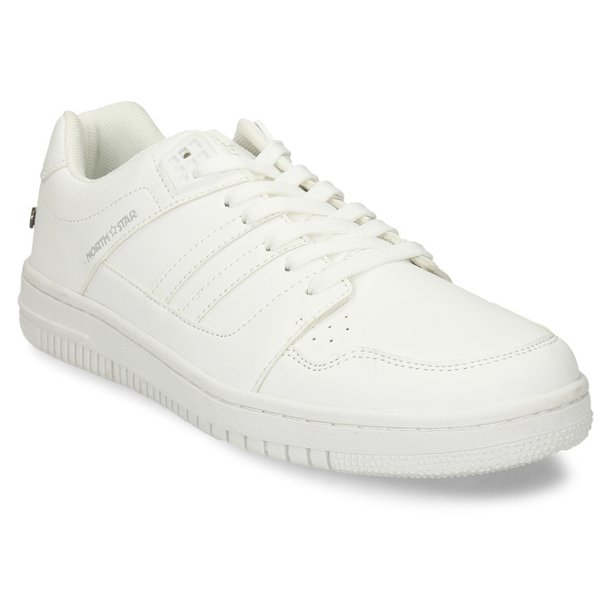 Bílé pánské tenisky v městském stylu north-star, bílá, 841-1635 - 13