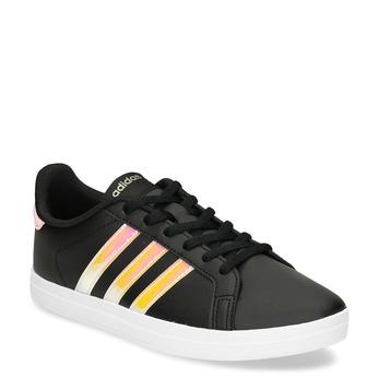 Černé dámské tenisky adidas, černá, 501-6718 - 13