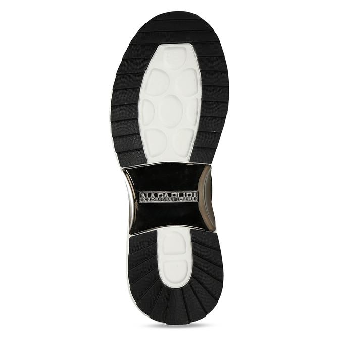Černé dámské městské sneakersky napapijri, černá, 549-6621 - 18