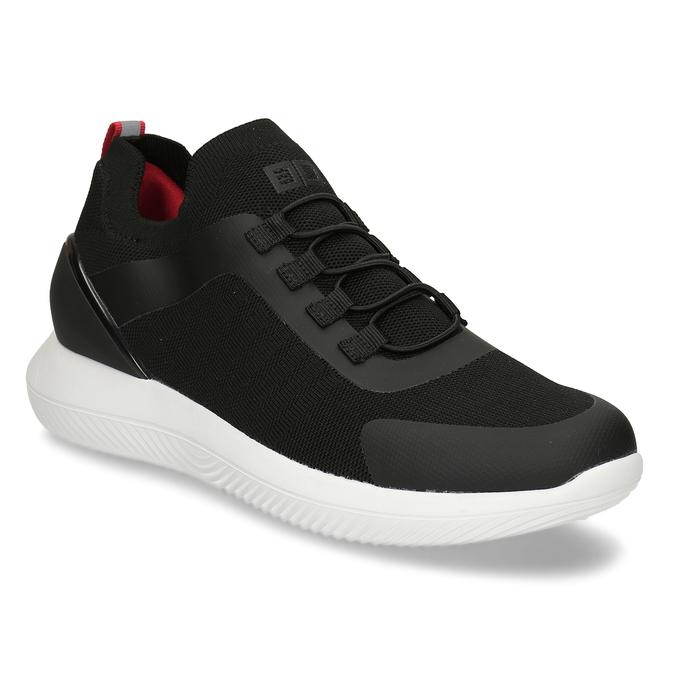 Černé pánské sportovní tenisky bata-3d-energy, černá, 849-6603 - 13