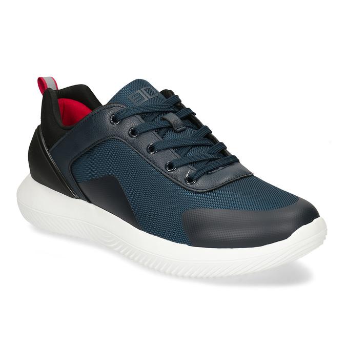 Tmavě modré pánské tenisky bata-3d-energy, modrá, 849-9604 - 13