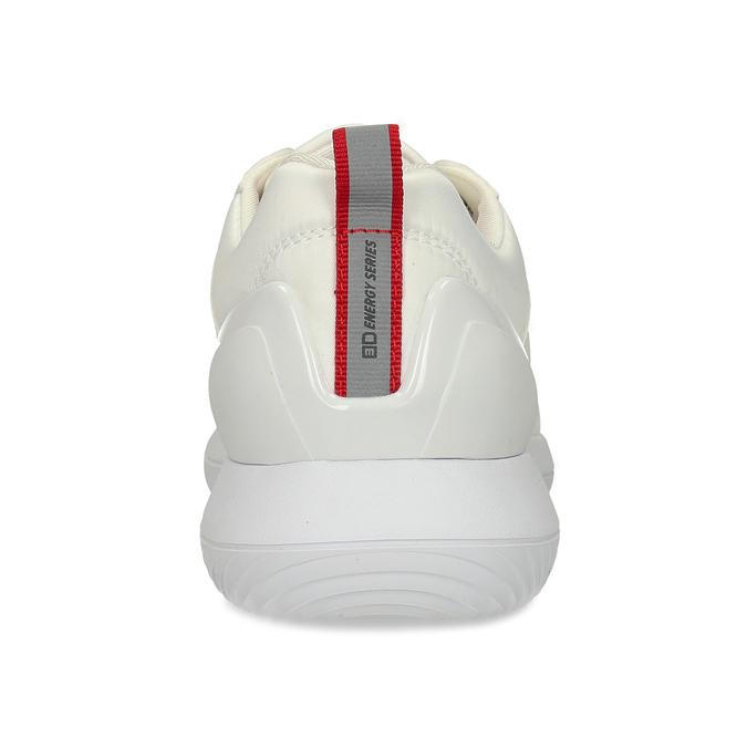 Bílé dámské tenisky bata, bílá, 541-1622 - 26