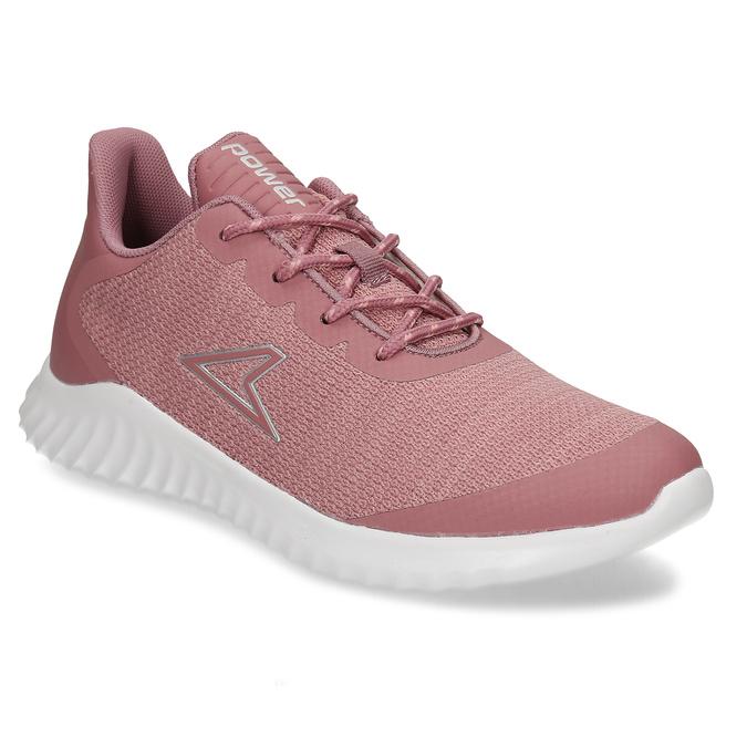 Růžové dámské sportovní tenisky power, růžová, 509-5810 - 13