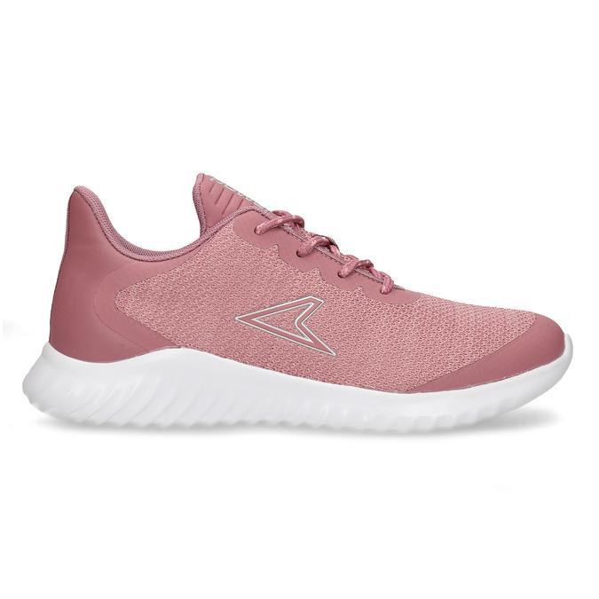 Růžové dámské sportovní tenisky power, růžová, 509-5810 - 19