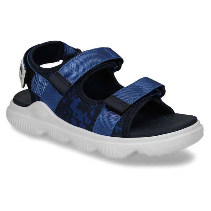 Modré dětské sandály north-star, modrá, 369-9630 - 13